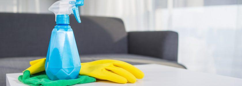 ¿Cada cuánto limpiar las diferentes zonas de la casa? - Brillocor