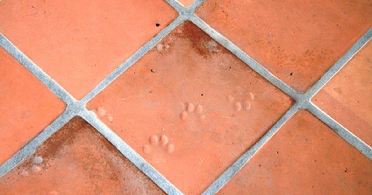 C mo limpiar suelos de barro cocido brillocor - Como limpiar suelo porcelanico ...