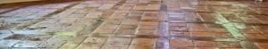 suelos de barro
