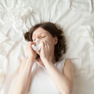 Alergia en casa