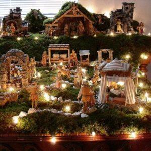 Decoración navideña en tu hogar