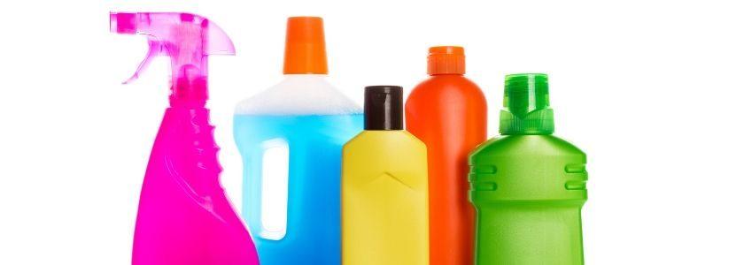 Peligros de mezclar productos de limpieza (II) - Brillocor