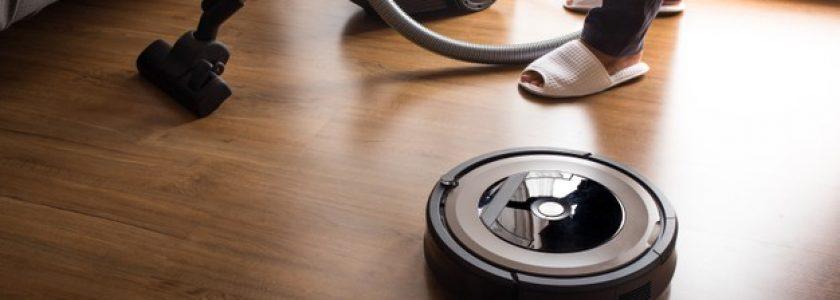¿Limpieza tradicional o robótica? Ventajas e inconvenientes - Brillocor